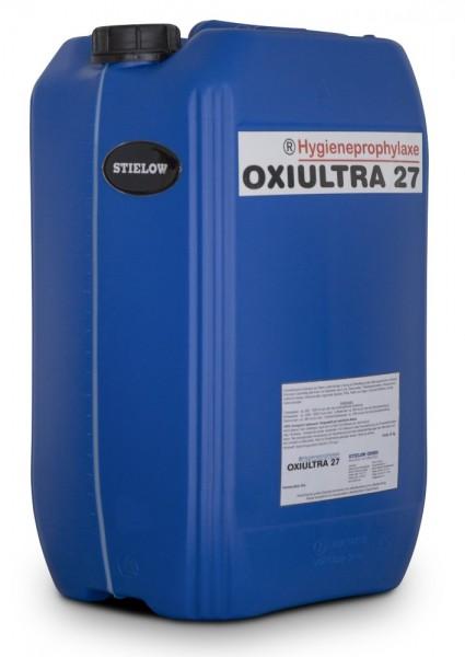 OXIULTRA 27 für STIELOW-JET-Luftbefeuchtungstechnologien und Stielow-JET-airtouch desinfekter 80/180